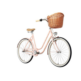 "Creme Molly City Bike Women 26"" pink"